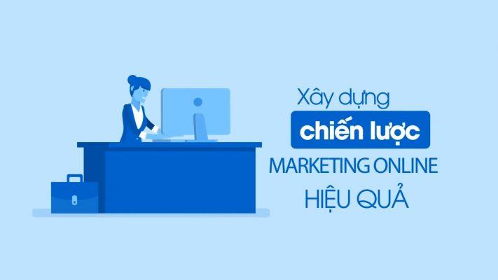Dịch vụ Marketing Online trọn gói với Webpro