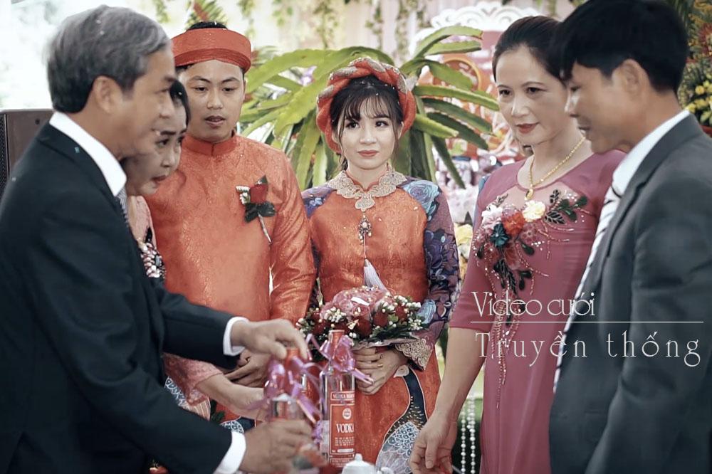 Làm video đám cưới truyền thống tại Thanh Hóa