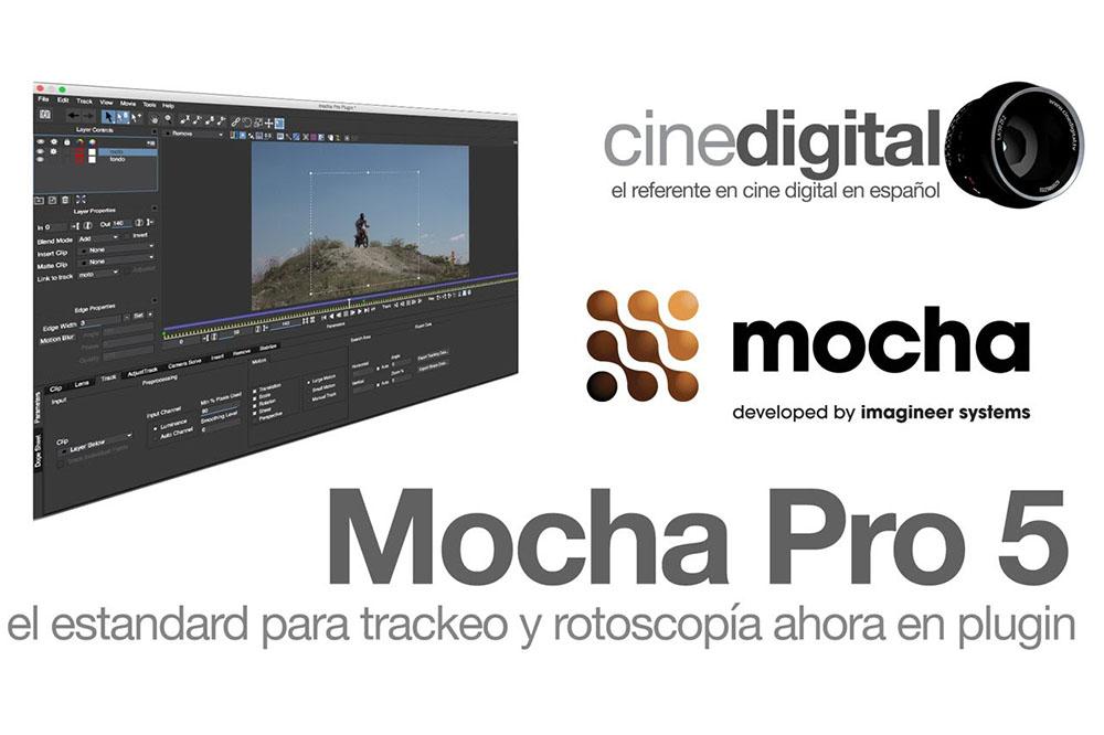 Mocha Pro v5.5.2 Standalone Win64