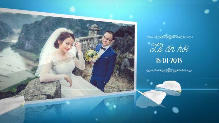 Video Phóng sự cưới Phú Minh - Ninh Tuyết