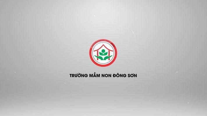 Video hội thi Xây dựng môi trường giáo dục trường mầm non Đông Sơn