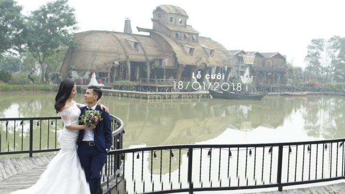 Video lễ cưới truyền thống Quang Tráng - Như Ngọc