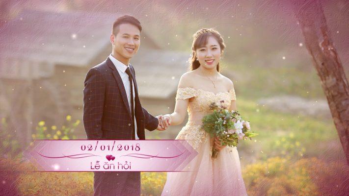 Video lễ thành hôn Mạnh Hùng - Bảo Ngọc