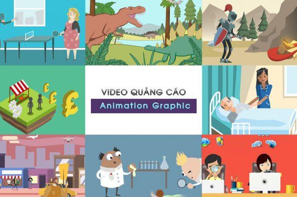 Video quảng cáo animation