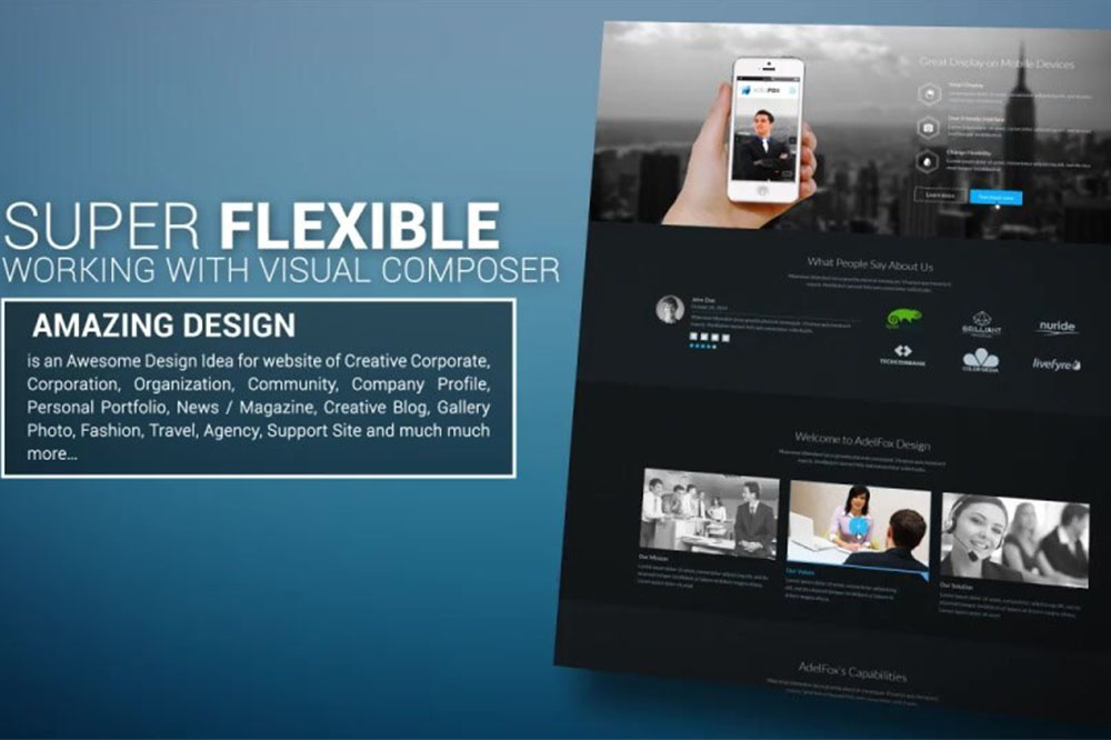 Videohive - Website Promo Presentation (17253410)