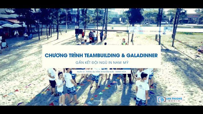 Quay phim Teambuilding tại Thanh Hóa