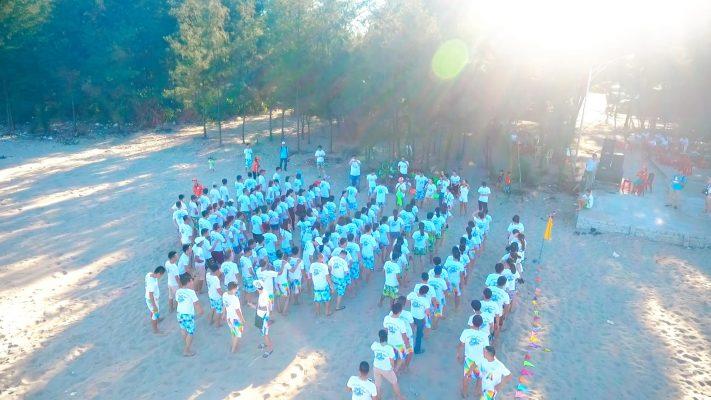 Teambuilding tại Thanh Hóa 15 năm ngày trở về