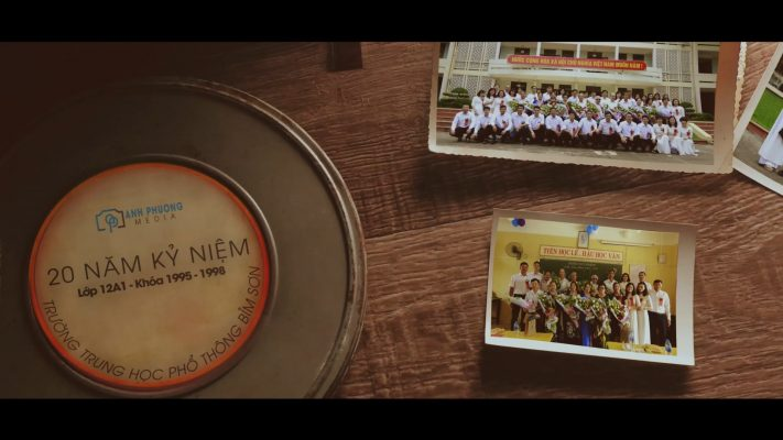 20 năm kỷ niệm lớp A1 khóa (1995 - 1998) trường THPT Bỉm Sơn