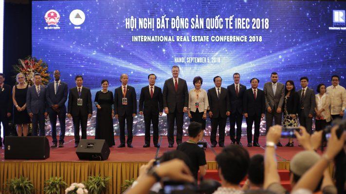Hội nghị Bất động sản quốc tế IREC 2018 [ANH PHƯƠNG MEDIA]