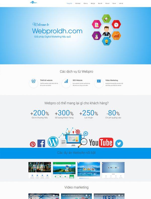 Webpro ldh