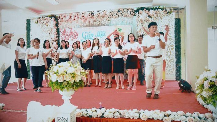 Họp lớp 12A9 khóa (2000-2003) trường THPT Bỉm Sơn