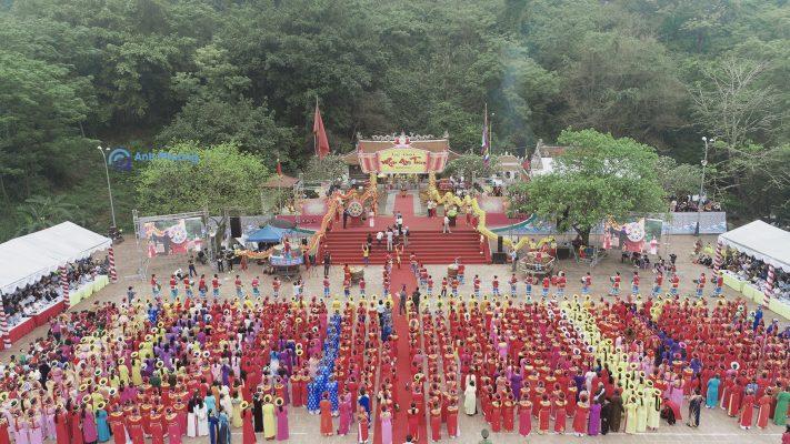 Chương trình lễ hội Mai An Tiêm, Nga Sơn, Thanh Hóa 2019