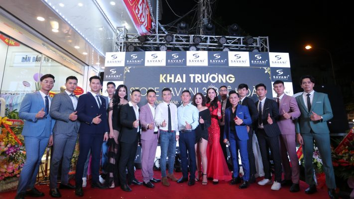 Khai trương Savani Thanh Hóa 2019