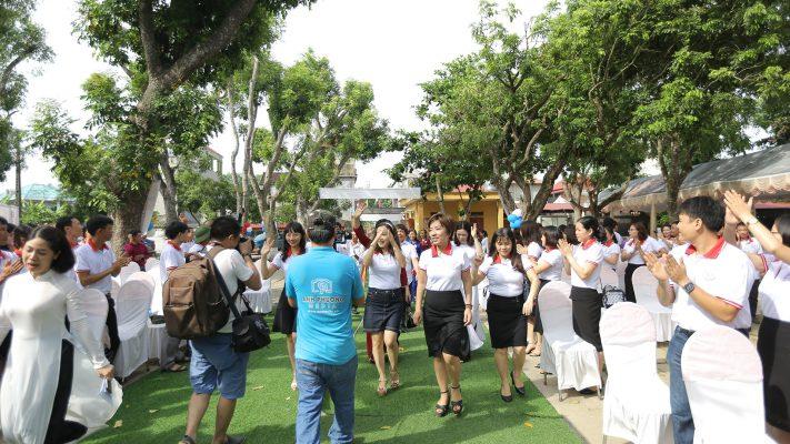 Hội Khóa 20 năm ngày trở về K16 trường THPT Hoàng Lệ Kha
