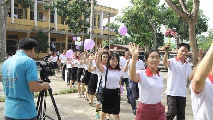 Hội Khóa 20 năm ngày trở về K16 trường THPT Hoàng Lệ Kha 4