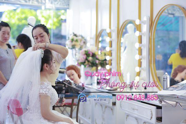 Quay phim phóng sự cưới tại thanh hóa