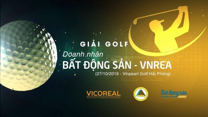 Trailer cho giải golf Doanh nhân Bất động sản VNREA