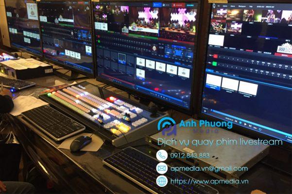 Dịch vụ quay phim livestream tại Thanh Hóa