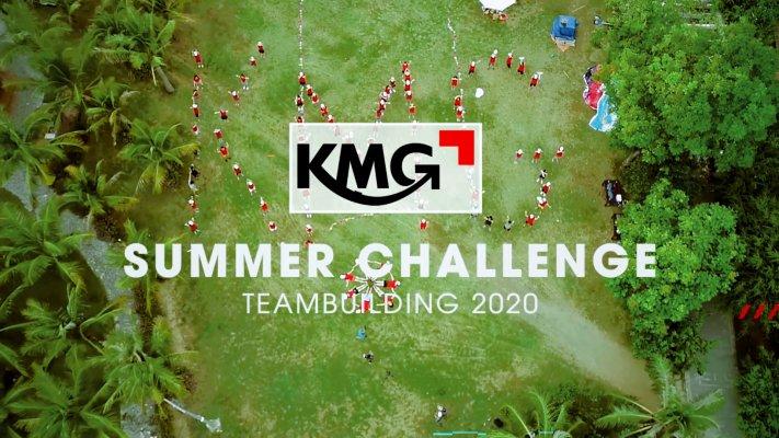 Chương trình teambuiding và galadinner công KMG tại Hải Tiến, Thanh Hóa