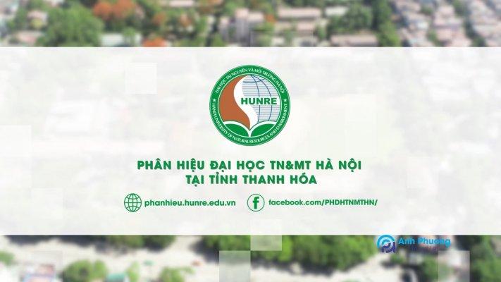 Phân hiệu Đại học TNVMT Hà Nội tại Thanh Hóa