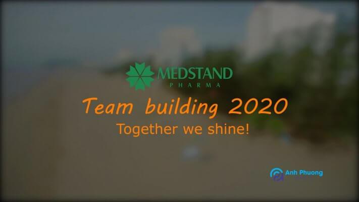 Team Buiding và Gala Dinner công ty dược phẩm Medstand tại Sầm Sơn Thanh Hóa