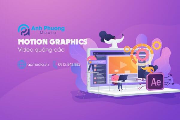 Video quảng cáo motion graphics