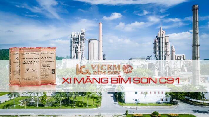 Quay phim doanh nghiệp tại Thanh Hóa - Xi măng Bỉm Sơn C91