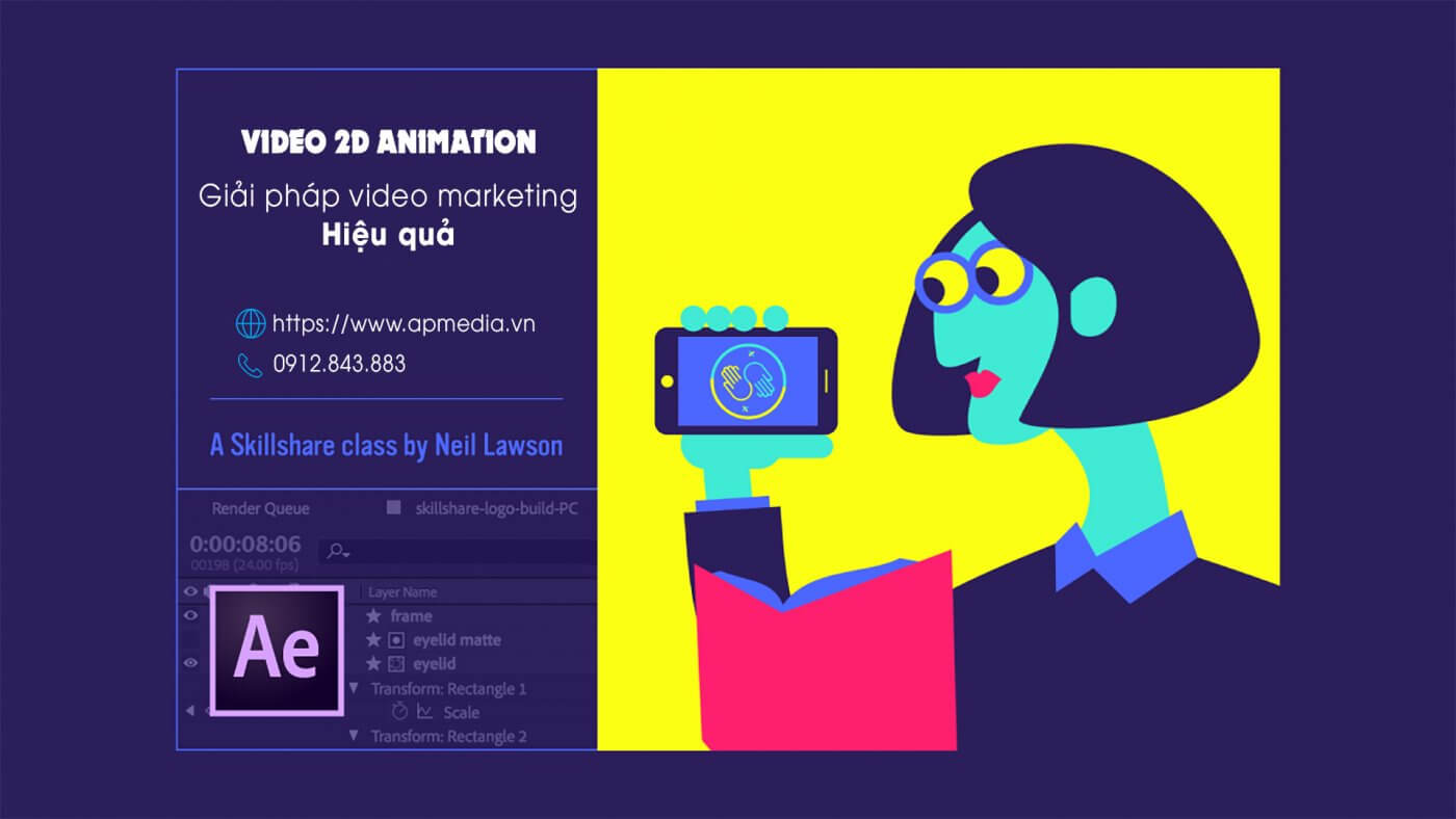 Video 2d animation