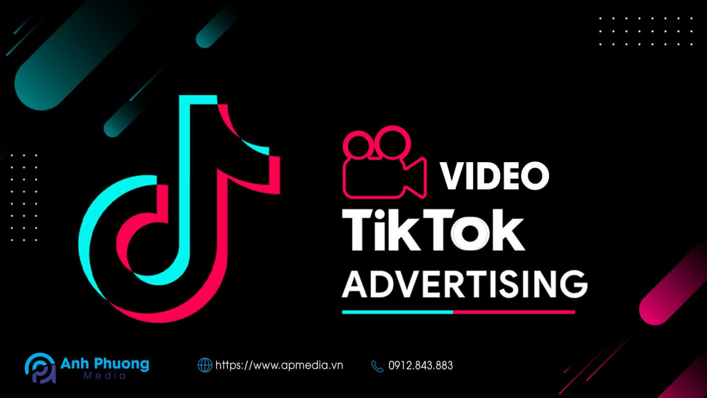 Dịch vụ làm video quảng cáo tiktok